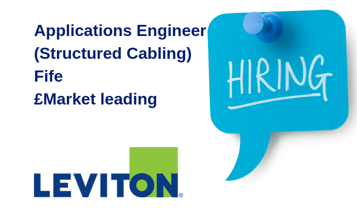 Leviton Job Opportunity - Application Engineer
