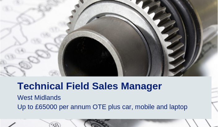 Technical Field Sales Manager
