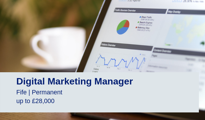Digital Marketing Manager Job Opportunity